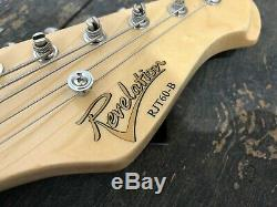 Revelation Sunburst Pawn Shop RJT/60/B 6 String Electric Bass Guitar VI RRP 349