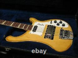 Rickenbacker 1971 4001 Mapleglo Used
