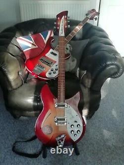 Rickenbacker 4003 bass Fireglo 2009 Superb condition with Original Ric Hard Case