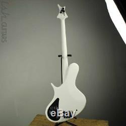 Ritter R8 Singlecut Concept Zebrano Bass Guitar NAMM 2020