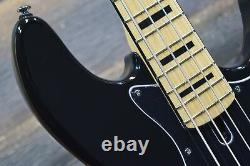 Sire Marcus Miller V7 Vintage 4st (Alder) 2nd Generation Black 4-String El. Bass