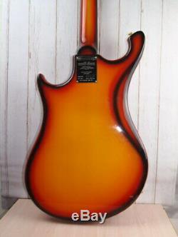 Soviet Electric guitar bass semi-acoustic guitar URAL- 6 string