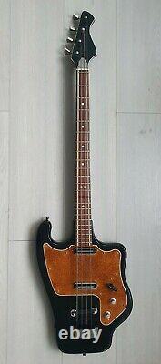 Soviet vintage Electric bass Guitar Tonica USSR 70s