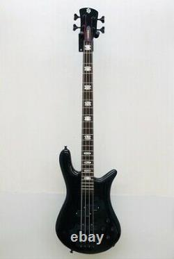 Spector Euro435LX Black Electric Bass Used Free Shipping
