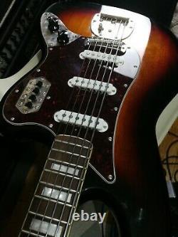 Squier Bass VI classic vibe Fender 6 Bass VI Baritone Guitar