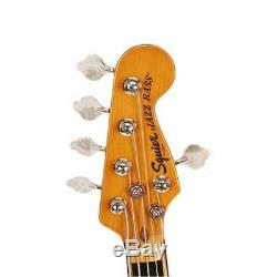 Squier Classic Vibe'70s Jazz Bass V 5-String Electric Bass Guitar SKU#1271935