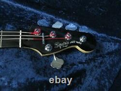 Squire Jazz Bass by Fender 5 String Electric Bass Ser#IC060726764 Needs Strings