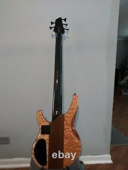 Status Empathy Bass (Graphite Neck) Made in England with OHC