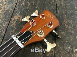 Sx Arched SWB1 Electric Bass Guitar RRP 399.99