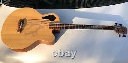 Tacoma Thundercheif CB10 Acoustic Electric Bass Guitar