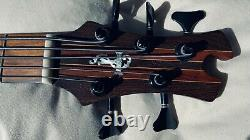 Tobias Signature 5st Electric Bass Guitar (2000) USA. Just serviced