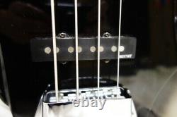 Used CORT GS-AXE-2 Gene Simmons Axe Bass PJ PU Good Condition WithGB Free Shipping