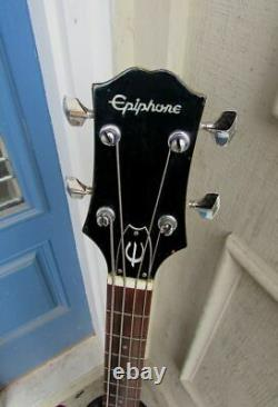 Vintage 1970s' Epiphone Bass ET-280 Made in JAPAN w Case CLEAN