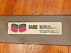 Vintage 1972 Fender Precision Bass Rosewood Neck OHSC World Toured MOJO
