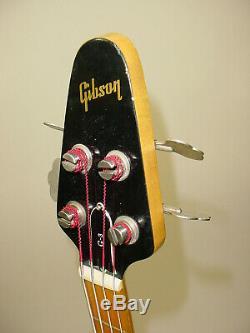 Vintage 1975 Gibson G-3 Grabber 3 Electric Bass Guitar