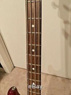 Vintage 1977-78 Fender Musicmaster Electric Bass Guitar USA