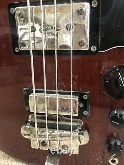 Vintage Gibson EB-3 4 String Bass