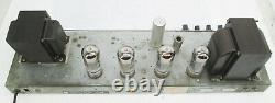 Vintage Sunn 2000S Electric Guitar All-Tube Bass Amplifier Head