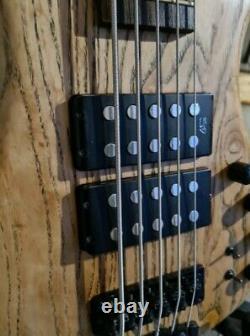Warwick Corvette $$ 5 String Bass Guitar