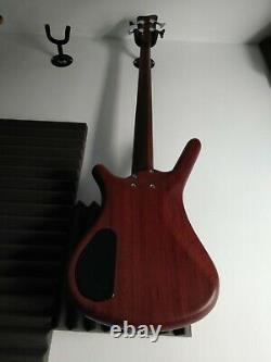 Warwick Corvette Standard 4-String Electric Bass Guitar German (1996) Superb