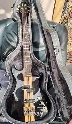 Westone Tunder III Bass (Mint Condition) 1984. Version 1. Both P/J Pickups
