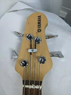 Yamaha BB 404F Rare Fretless Bass Guitar