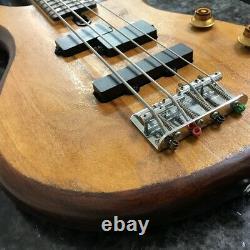 Yamaha MB-40 Electric Bass Guitar October 6, 1992
