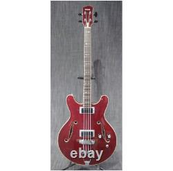 Yamaha SA-70 Red Wine Electric Bass Guitar with Hard Case Shipped from Japan
