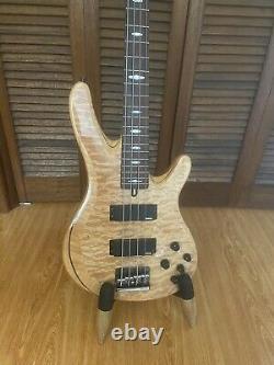 Yamaha TRB 1004 Natural 4-String Bass Guitar