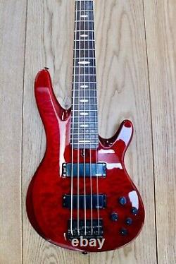 Yamaha Trb1005 Active 5 String Bass Guitar